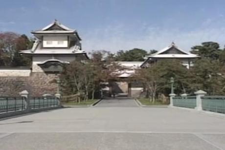加賀100万石 前田利家の城  金沢城 10