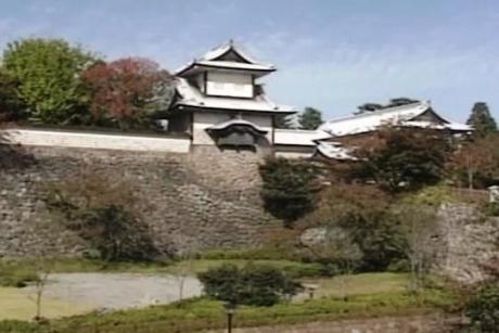 加賀100万石 前田利家の城  金沢城 9