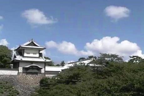 加賀100万石 前田利家の城  金沢城 4