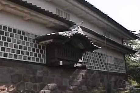 加賀100万石 前田利家の城  金沢城 26