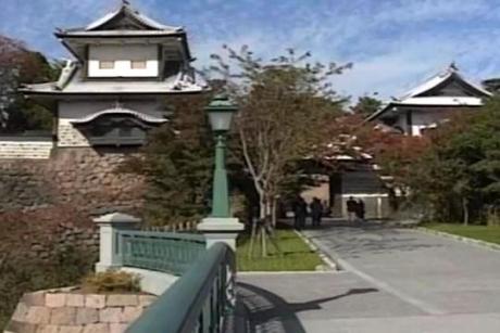 加賀100万石 前田利家の城  金沢城 27