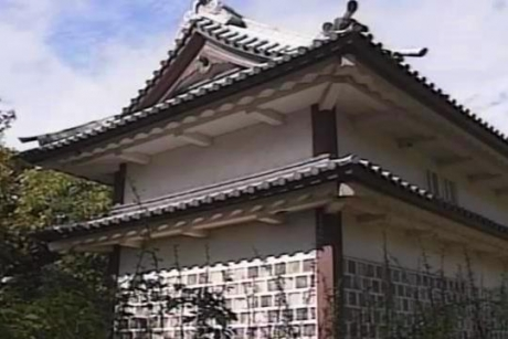 加賀100万石 前田利家の城  金沢城 24