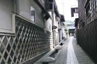 木曽路 福島宿 (2)