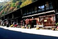 奈良井宿 街並み (9)
