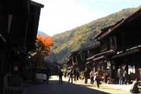 奈良井宿 街並み (7)