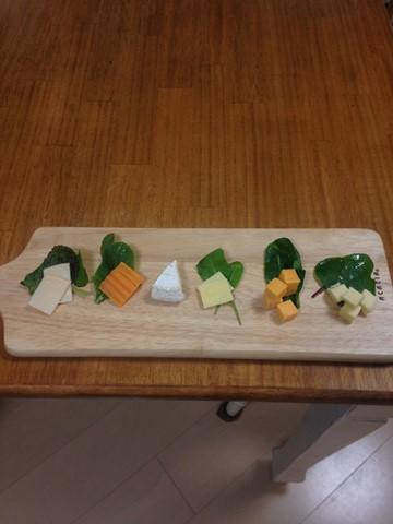 チーズ各種 (コピー)