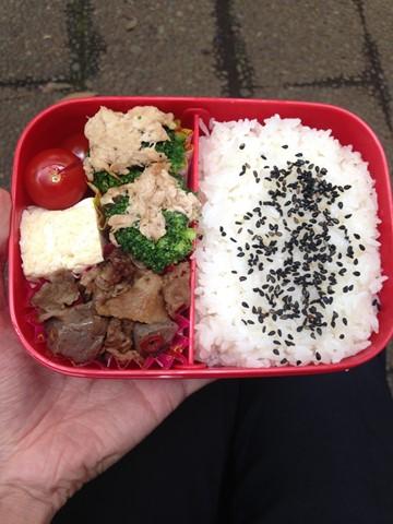 手作りお弁当 (4) (コピー)