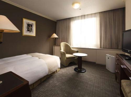 札幌グランドホテルシングルルーム