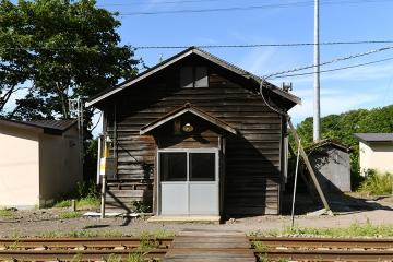 渡島沼尻駅(5)
