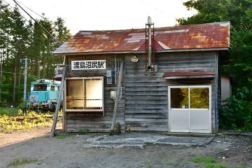 渡島沼尻駅(7)