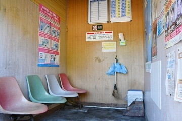 渡島沼尻駅(9)