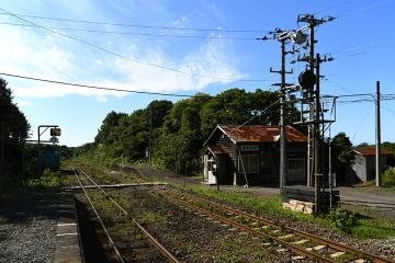 渡島沼尻駅(12)