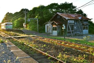 渡島沼尻駅(13)