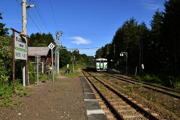渡島沼尻駅(14)