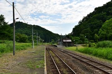 峠下駅(10)