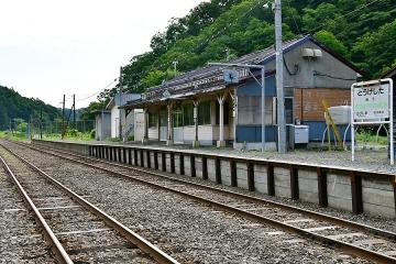 峠下駅(12)