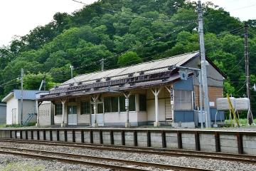 峠下駅(13)