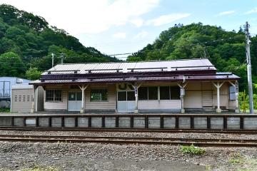 峠下駅(14)