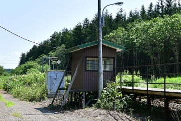 羽帯駅(6)