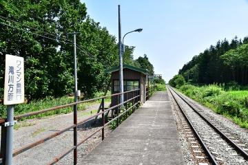 羽帯駅(10)