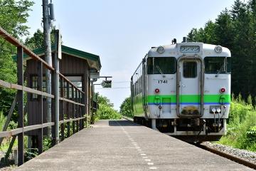 羽帯駅(11)
