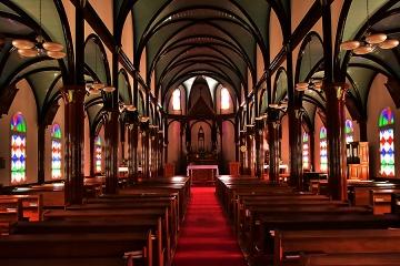 黒崎教会(1)