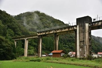 雨模様三江線201609(2)