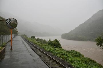 雨模様三江線201609(5)