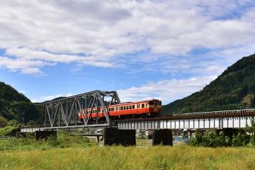姫新線開業80周年記念号(1)