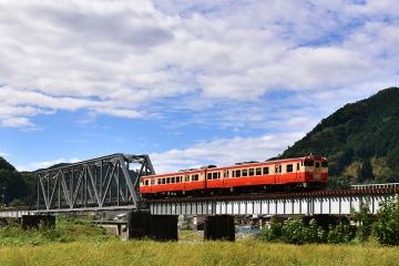 姫新線開業80周年記念号(2)