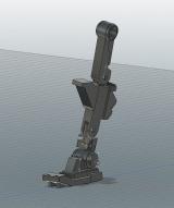 TR-1脚部骨格