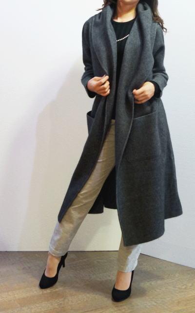 アレグレッツァのニットコート