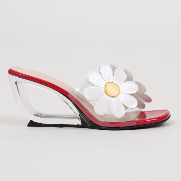 オオタの2017春夏お花のミュール