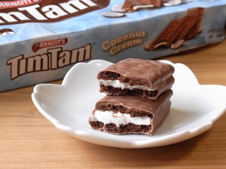 TimTam Coconut Cream/ティムタム ココナッツクリーム