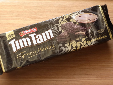 カルディ限定 TimTam Espresso Martini/ティムタム エスプレッソマティーニ