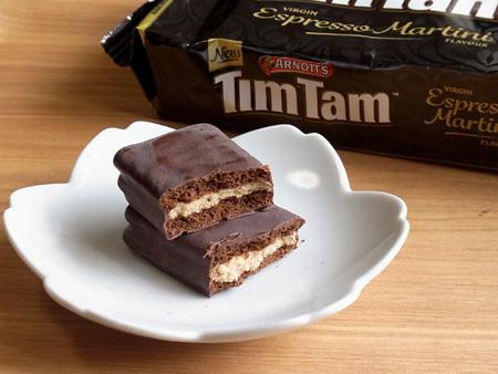今シーズン限定フレーバー TimTam/ティムタム エスプレッソマティーニ