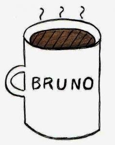 コーヒーの絵1