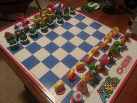 マリオチェス