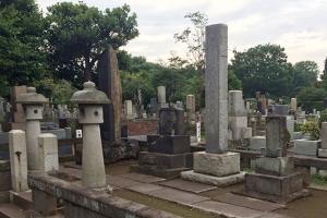 ジョン万次郎0墓所