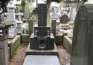金田一墓所
