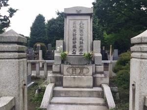 夏目漱石墓所