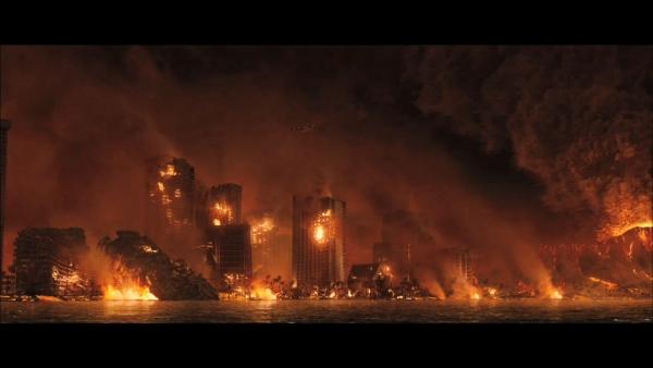 東京が火の海に