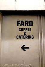 FARO COFFEE&CATERING◇店内