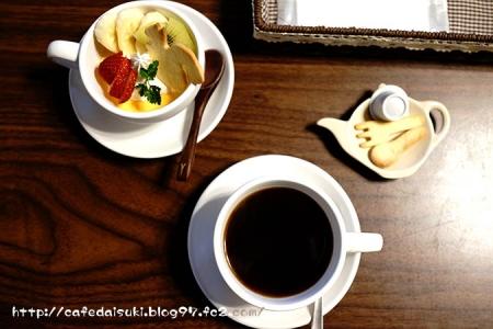 Franklin's Cafe◇ハンドドリップコーヒー