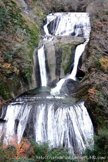 袋田の滝◇茨城県大子町