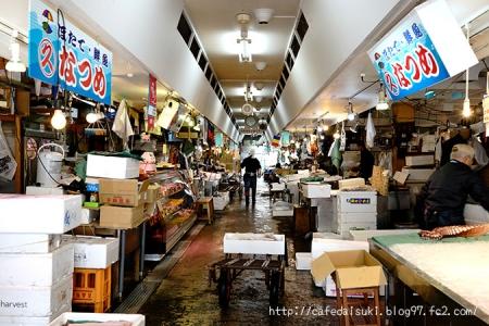 古川市場 青森魚菜センター@青森県青森市