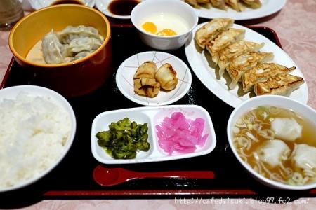 宇都宮餃子館◇餃子セット