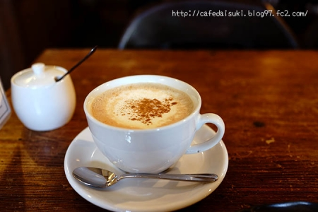 HANG cafe◇ロイヤルミルクティー