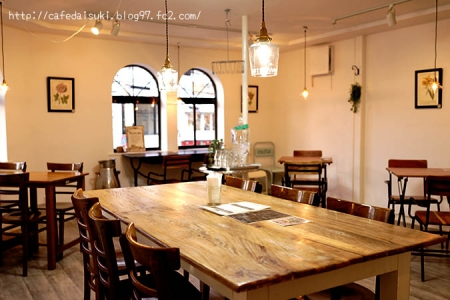 macchinetta cafe&zakka◇店内
