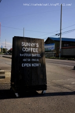 SUNNY'S COFFEE◇看板